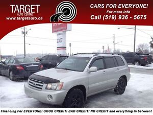 2002 Toyota Highlander Drives Great Navi and More !!!!!