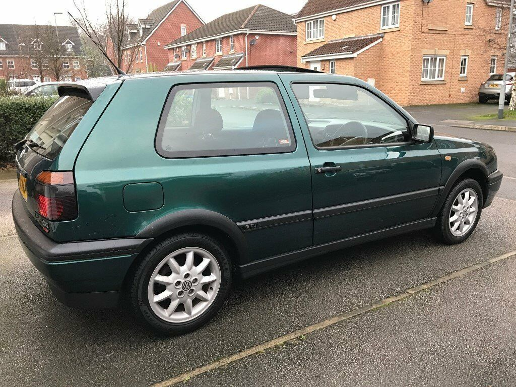 golf gti 16v mk3 dragon green 3dr in gatley manchester. Black Bedroom Furniture Sets. Home Design Ideas