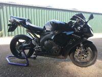 2006 Honda CBR1000RR Fireblade, Black, VGC, Sensible Modifications, Well Maintained