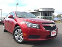 2012 Chevrolet Cruze LT turbo ONE OWNER TRADE IN!