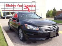 2011 Honda Accord EX-L  ** 0% FINANCE **