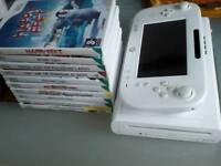 Nintendo Wii U and 10 games
