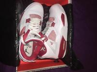 Jordans 4 Alternate