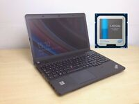 "Ultra fast laptop Lenovo Thinkpad Real Quad Core i7 SSD 15.6"" FULL HD"