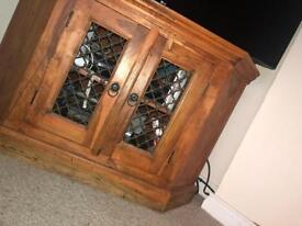Solid Wood TV Cabinet *EXCELLENT CONDITION*