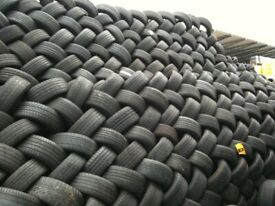 155 165 175 185 195 205 50 55 60 65 70 80 14 INCH USED PARTWORN TYRE £10