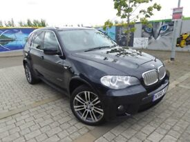 2010 BMW X5 40d M Sport - HIGH SPEC exceptionally maintained - panoramic glass sunroof