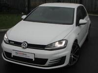 Volkswagen Golf GTD (white) 2015-09-01