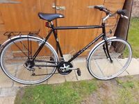 Gents Falcon Explorer Hybrid Bicycle in excellent condition
