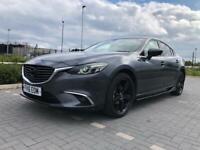 Mazda 6, D Sport, Sat Nav, 2.2 Diesel, automatic, 1 owner, FSH, HPI Clear