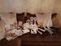 Wii bundle-wii fit-wii u draw-games and accessories