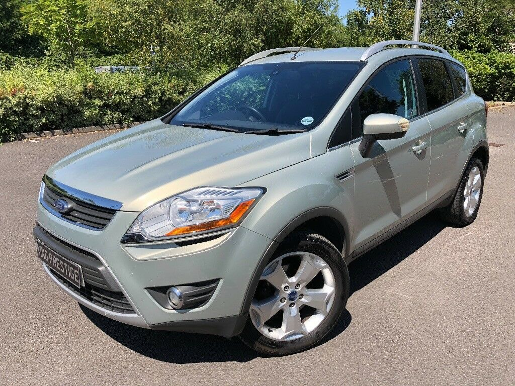 ford kuga 2 0 tdci titanium 5dr 4x4 6 speed manual gearbox in portishead bristol gumtree. Black Bedroom Furniture Sets. Home Design Ideas