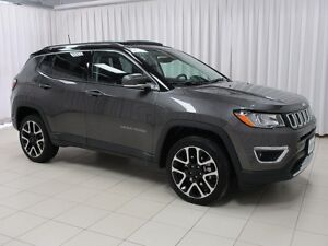 2017 Jeep Compass LIMITED 4X4 SUV