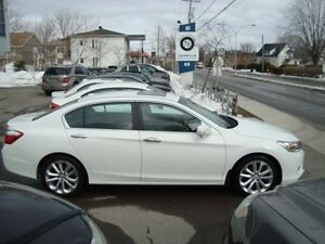 2013 Honda Berline Accord TOURING CUIR NAVIGATION BLUETOOTH