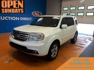 2014 Honda Pilot EX-L w/RES LEATHER, SUNROOF! 2 HEADSETS! DVD!