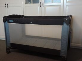 Mamas and Papas large travel cot or playpen