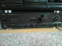 Technics stereo integrated amplifier. SU/V460