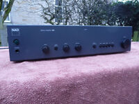 nad 302 phono integrated amplifier