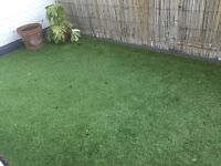 20ft Astro Turf - great quality, very attractive
