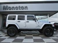 2011 Jeep WRANGLER UNLIMITED 70th Anniversary 6 Speed Manual