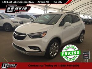 2017 Buick Encore Essence REAR VISION CAMERA, HEATED SEATS, A...