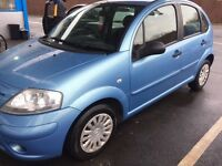 2005 CITRON C3 DESIRE 1.4L - 5 DOOR HATCHBACK MANUAL PETROL FULL SERVICE HISTORY ONE YEARS MOT