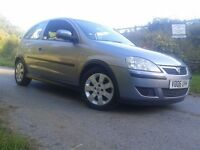 2006 Vauxhall Corsa 1.2 Twinport SXI Ex Cond Brand new MOT Lovely car 1former owner First to see.WHY