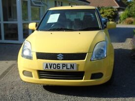 Suzuki Swift 1328 cc manual gearbox drives very well clean car inside and outside