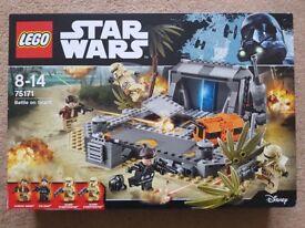 LEGO Star Wars 75171 Battle on Scarif NEW