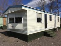 Florida Super Static Caravan. Fully sited Only £7995.00