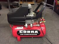 25L Cobra Air Compressor 9.6CFM 2.5HP 115PSI 8 BAR