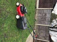 Homelite HL454SP Self Propelled Petrol Lawnmower