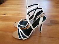 Ladies heels and sandals