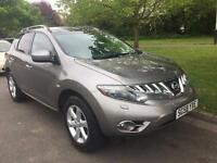2008/58 NISSAN MURANO 3.5 V6 CVT AUTO 5 DOOR ESTATE