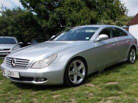 Mercedes Benz CLS 320 Cdi Auto