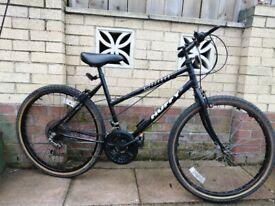 Retro Huffy Ladies Mountain Bike Spares or Repairs