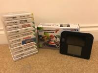 Nintendo DS2 Preinstalled Mario Kart 7