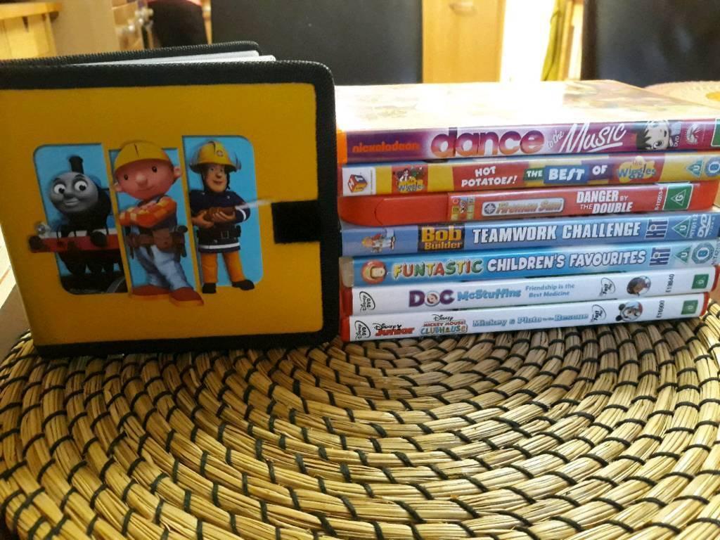10 Children S Favourites Dvds In Peterborough