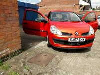 Renault Clio - FSH & only 55k miles