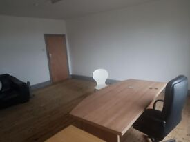 Cheap Office on Drake St Rochdale with Parking Space - £60 per week inc bills.