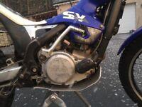 2003 Scorpa SY 250 Trials bike