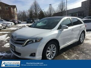 2013 Toyota Venza NAVI - 4 CYL - LEATHER