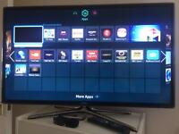 40 inch Samsung 1080p HD 3D tv