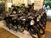 Cheap Motorbike wanted with mot
