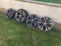 Vauxhall insignia alloys