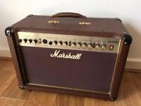 MARSHALL AS50D ACOUSTIC SOLOIST 50W X 2 CHANNEL