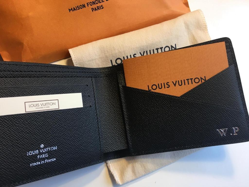 097625534363 Louis Vuitton man wallet new in box (slender wallet is the model)   in ...
