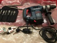 BOSCH MULTI HAMMER DRILL 900 WATT BRAND NEW REDUCED MUST GO PACKAGED AND READY OFFERS WELCOME