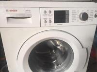 Bosch excel 7 washing machine