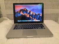 Apple MacBook Pro 13 inch 2012 model Fantastic working condition MAc OS Sierra